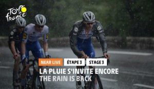 #TDF2020 - Étape 3 / Stage 3 - La pluie s'invite encore / The rain is back