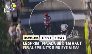 #TDF2020 - Étape 3 / Stage 3 - 3D Analysis