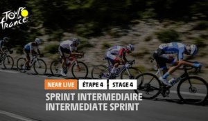 #TDF2020 - Étape 4 / Stage 4 - Sprint Intermediaire / Intermediate Sprint