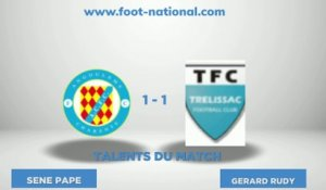 TALENT FOOT NATIONAL - 3eme journée N2 Groupe D