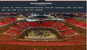 MusicCompetitionOnline - Penelope Bos harpe, Dolly's Dance