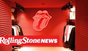 Rolling Stones Launch Retail Store Amid Pandemic | RS News 9/9/20
