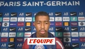 Kimpembe : « On a besoin de recrues » - Foot - L1 - PSG