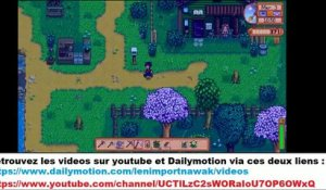 Moment detente avec STARDEW VALLEY !!!! (20/09/2020 15:56)