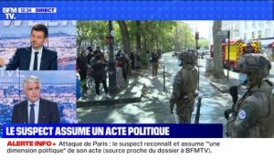 Le suspect assume un acte politique - 26/09
