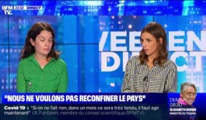 Covid: peut-on éviter un reconfinement ? - 27/09