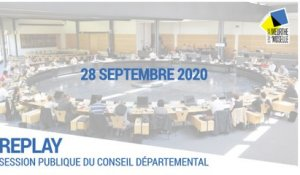 [SESSION] - Lundi 28 septembre 2020