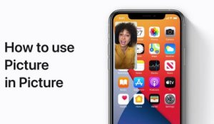 "Comment utiliser ""Picture in Picture"" sur iPhone et iPod touch — Apple Support"