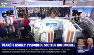 Planète Ashley: l'espoir du secteur automobile - 29/09