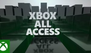 Xbox All Access - Your All-Inclusive Pass to Xbox