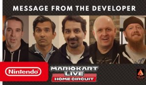 Mario Kart Live: Home Circuit- Developer Interview