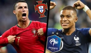 France - Portugal : les compositions probables
