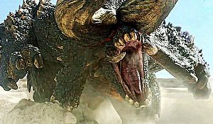 MONSTER HUNTER Le Film Bande Annonce Officielle