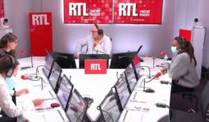 Le journal RTL de 19h du 15 octobre 2020