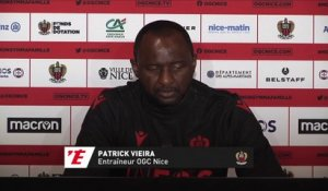 Vieira inquiet pour Dolberg - Foot - L1 - Nice
