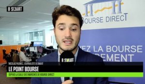 POINT BOURSE - Emission du lundi 19 octobre