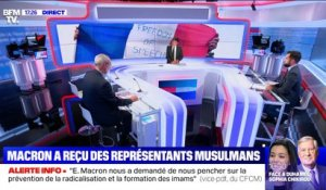 Story 2 : Darmanin cible les associations islamistes - 19/10