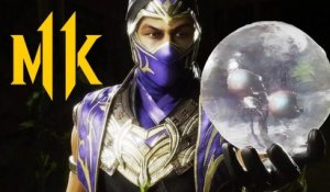"Mortal Kombat 11 Ultimate - Official ""Meet Rain"" Gameplay Trailer"