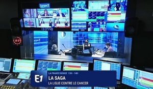 La saga de la Ligue contre le cancer
