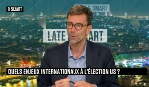LATE & SMART - Emission du vendredi 23 octobre