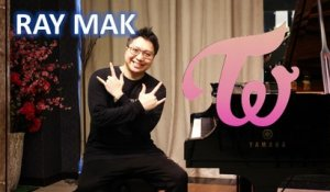 TWICE - I CAN'T STOP ME Piano by Ray Mak