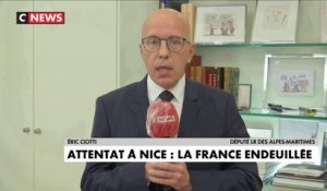 L'interview d'Eric Ciotti