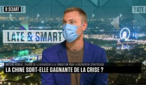 LATE & SMART - Emission du vendredi 30 octobre