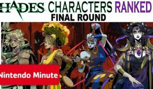 Hades Characters RANKED w/ Supergiant Games – FINAL Round
