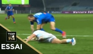 TOP 14 - Essai de Julien DUMORA (CO) - Castres - Racing 92 - J7 - Saison 2020/2021