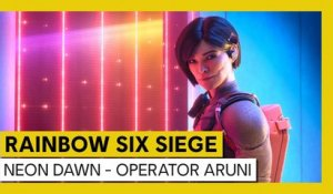 Tom Clancy's Rainbow Six Siege – Operation Neon Dawn - Operator Aruni
