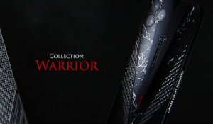 Warrior Collection. iPhone 12 Pro designs