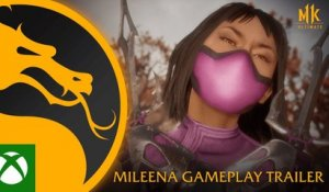 Mortal Kombat 11 Ultimate | Official Mileena Gameplay Trailer