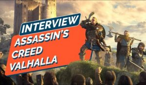 ASSASSIN'S CREED VALHALLA : Interview de Julien Laferriere, producteur du jeu !
