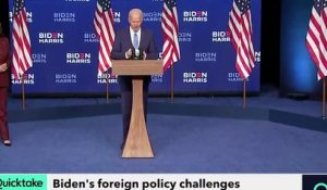 U.S. Allies Prepare for Biden to Reverse Trump's Foreign Policy Agenda