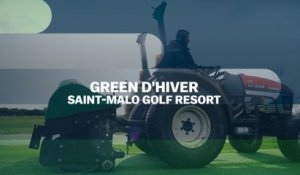 Green d'Hiver : Saint-Malo Golf Resort