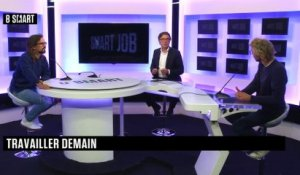 SMART JOB - Travailler demain du 30 octobre 2020