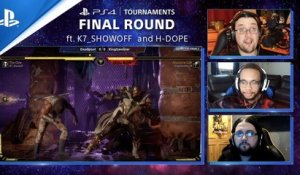 Mortal Kombat 11- Final Round: K7_Showoff & H-Dope on Spawn  Specialists  and Pockets