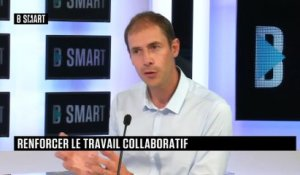 "BE SMART - L'interview ""Innovation"" de Matthieu Beucher (fondateur, Klaxoon) par Stéphane Soumier"