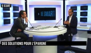"BE SMART - L'interview ""Innovation"" de Marc Tempelman (Fondateur, Cashbee) par Stéphane Soumier"