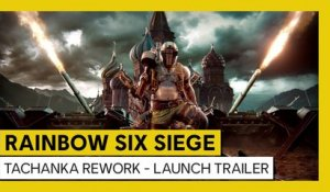 Tom Clancy's Rainbow Six Siege - Tachanka Rework - Launch Trailer