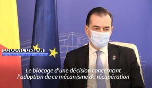 "PM roumain: le blocage hongrois et polonais ""affecte négativement l'ensemble de l'UE"""
