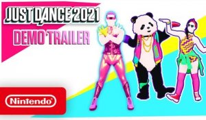 Just Dance 2021: Demo - Play 'Rain On Me' For Free - Nintendo Switch