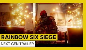 Tom Clancy's Rainbow Six Siege – Next Gen Trailer
