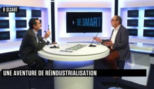 "BE SMART - L'interview ""Combat"" de Olivier Remoissonnet par Stéphane Soumier"