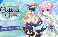 Cyberdimension Neptunia: 4 Goddesses Online - Trailer 'Goddesses'