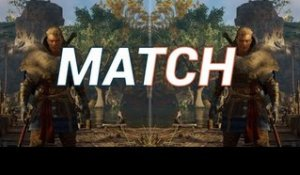 ASSASSIN'S CREED VALHALLA : le match sur Xbox Series !
