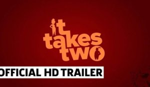 It Takes Two Reveal Trailer | Game Awards 2020