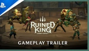 Ruined King: A League of Legends Story - The Game Awards 2020: Gameplay Reveal Trailer | PS4, PS5