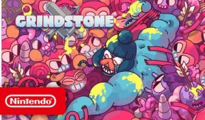 Grindstone - Launch Trailer - Nintendo Switch