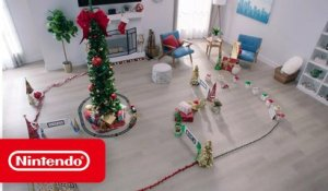 Mario Kart Live: Home Circuit - Holiday Race Video - Nintendo Switch